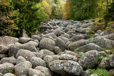 """ Stone River "" , Mount Vitosha, Sofia, Bulgaria"