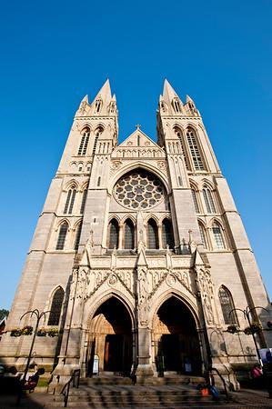 Cathedral, Truro, Cornwall, United Kingdom