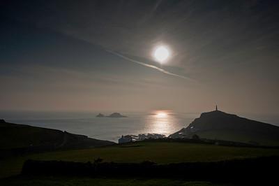 Cape Cornwall near St Just, Cornwall, United Kingdom