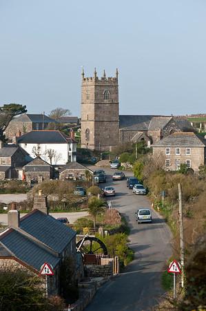 Zennor, Cornwall, United Kingdom