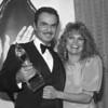 Burt Reynolds  Dyan Cannon  Award