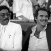 Burt Reynolds and comedian Richard Pryor