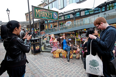 The Stables Market, Camden, NW1, London, United Kingdom