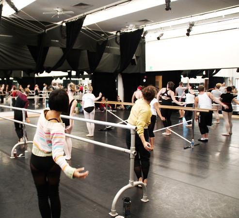 Ballet Master Class