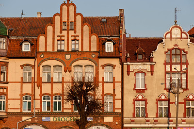 Lidzbark Warminski, Warmia Region, Poland