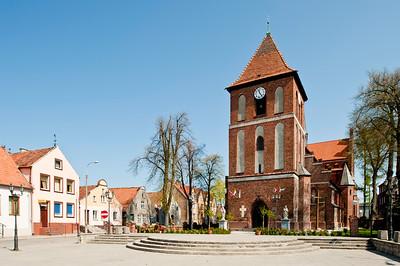 Tolkmicko, Warmia Region, Poland