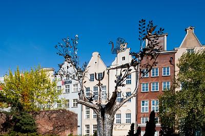 Millennium Tree, Gdansk, Poland