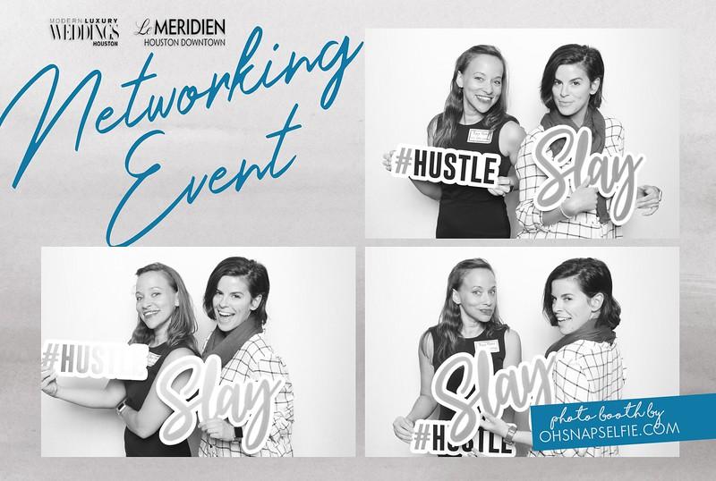 091218 - LeMeridien + Modern Luxury Weddings Houston Networking Event
