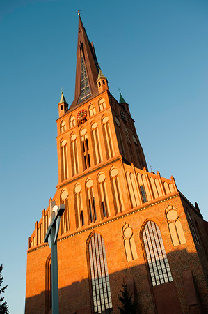 Cathedral, Szczecin, Poland