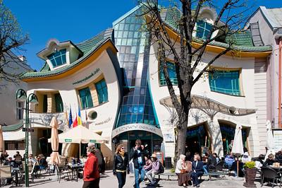 Ulica Bohaterow Monte Casino, Sopot, Poland