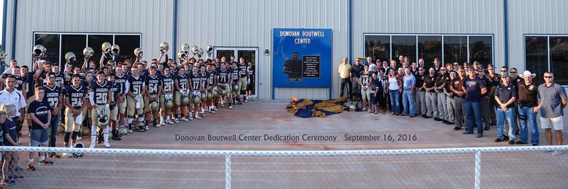Boutwell Center Dedication 091616