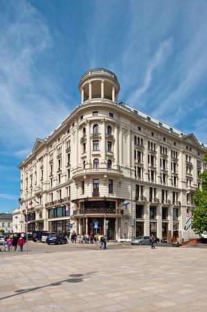 Bristol Hotel, Warsaw, Poland