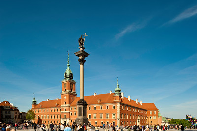 Royal Castle, Warsaw, Poland
