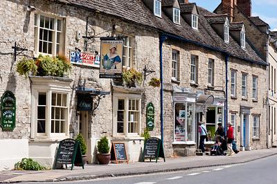 Woodstock, Oxfordshire, London, United Kingdom