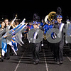 Sam Buckner for Shaw Media.<br /> Genoa-Kingston Marching band after their half time performance on Friday September 23, 2016.