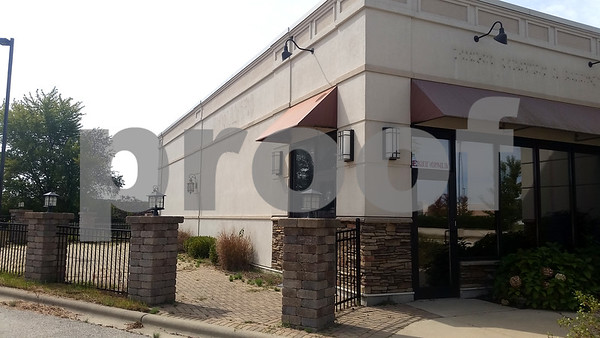 Rivers' Mexican Cantina and Grill could open as soon as November in the old home of Rosati's in Genoa.