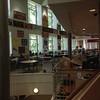 Student lounge, Arthur S. Holden Center