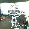 Weight room, Ritchie Athletic Training Center