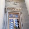 Main entrance. Morley Music Hall