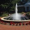 Fountain and Kilcawley Hall