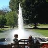 Kilcawley Hall fountain