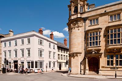 Catte Street, Oxford, Oxfordshire, United Kingdom
