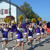 The 2017 Woollybear Festival parade featured marching bands from high schools across northeast Ohio; including Vermilion, Lorain, and Edison; as well as WJW-TV personalities, local businesses and civic groups.  (Keith Reynolds/The Morning Journal)