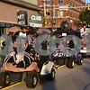 The Sycamore High School homecoming parade heads down State Street on Wednesday.<br /> Steve Bittinger - For Shaw Media