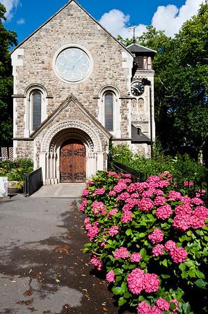 St Pancrass Old Church, London, United Kingdom