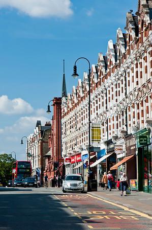 Muswell Hill Broadway, London, United Kingdom