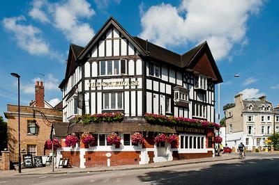 The Gatehouse pub, Highgate, London, United Kingdom