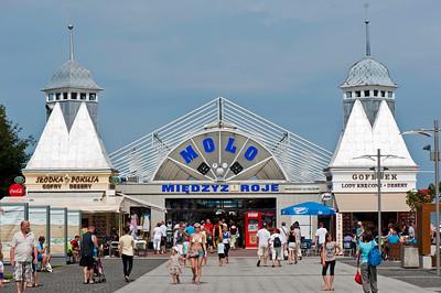 Miedzyzdroje, Poland