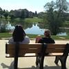 Lake Elissa view