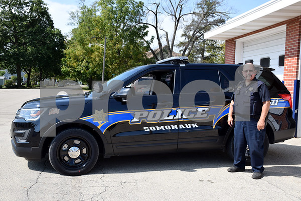 After 35 years as a police officer and 13 years as Somonauk chief of police, Richard Smith retired Friday.