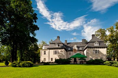 Milkow Palace, Lower Silesia, Poland