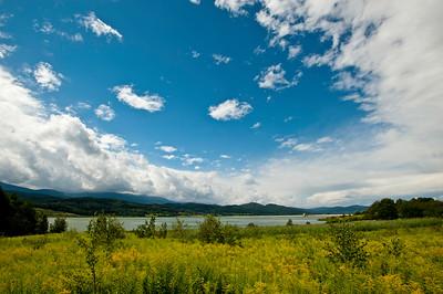 Sosnowka Lake, Karkonosze Mountains, Poland