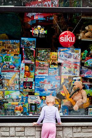 Toy shop, Zakopane, Podhale, Poland
