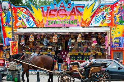 Emusement arcade, Zakopane, Podhale, Poland