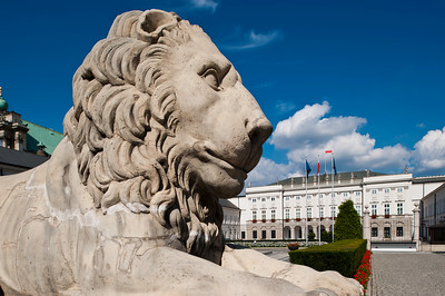 Presidential Palace, Warsaw, Poland
