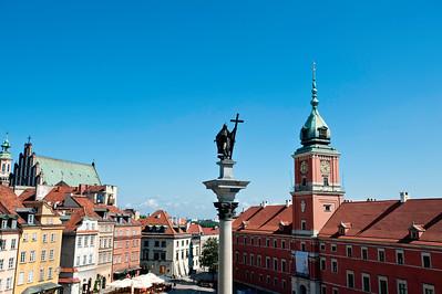 Old Town, Warsaw, Poland