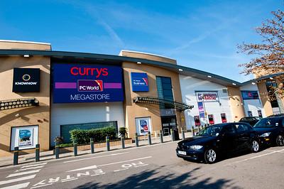 Currys shop, London, United Kingdom