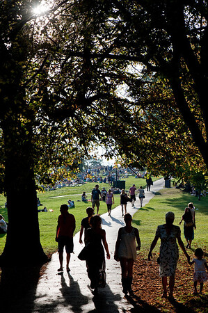 Primrose Hill, London, United Kingdom