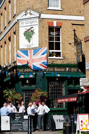 Shepherd Market, pub, W1, London, United Kingdom