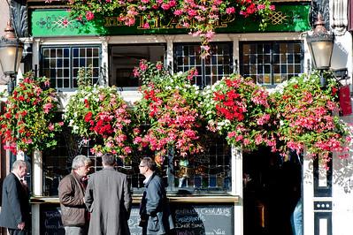 Pub in Covernt Garden, London, United Kingdom