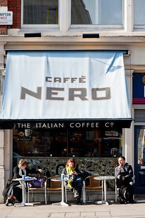 Cafe Nero, Covent Garden, London, United Kingdom