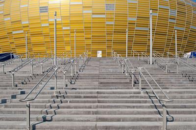 Baltic Arena, Gdansk, Poland