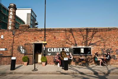 Carlton Restaurant, Hackney Wick, London, United Kingdom