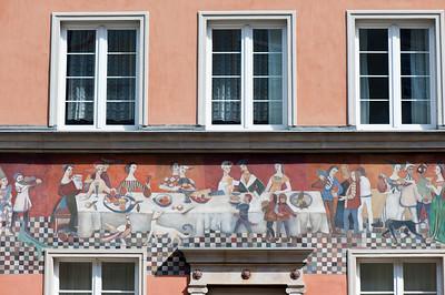Long MArket, Old Town, Gdansk, Poland