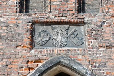 Straganiarska Gate, Old Town, Gdansk, Poland
