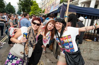Notting Hill Carnival 2012, London, United Kingdom